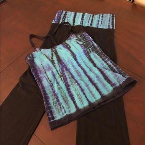 Victoria's Secret Yoga Pant Set